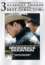 Brokeback Mountain (DVD, 2006, Widescreen) ~ Heath Ledger, Jake Gyllenhaal