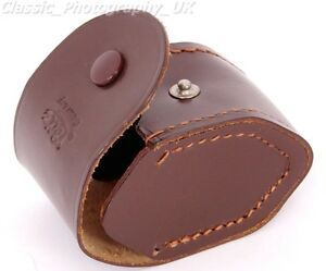 Leather Case for Leica AUFSU LEICA AYOOC & Leitz AHOOT Finders by Leitz WETZLAR
