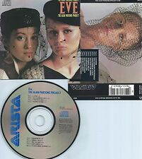 THE ALAN PARSONS PROJECT-EVE-1979/1984-JAPAN-ARISTA RECORDS ARCD 8062-CD-M-