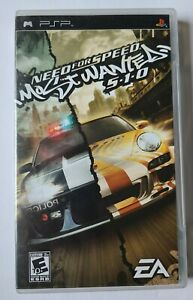 Need for Speed: Most Wanted 510 (Sony PSP, 2005) Complete