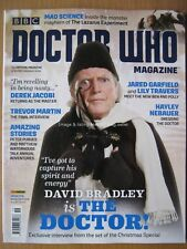 Dr Doctor Who magazine Winter 2017 2018 Derek Jacobi David Bradley Trevor Martin