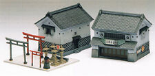 Greenmax No.2162 Japanese Storehouse (Warehouse) (1/150 N scale)