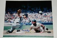 Don Mattingly Signed 8x10 Swipe Tag Photo Steiner New York Yankees