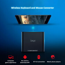 For Android /Tablet PUBG Mobile Game Keyboard Mouse Converter Adapter Dock O8Y4
