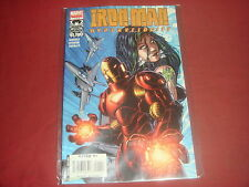 IRON MAN : HYPERVELOCITY #1  Marvel Comics 2007 - NM
