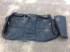 BMW X3 E83 LCI Ledersitz Leder Sitzfläche Rücksitzbank schwarz BJ '09 TN 3454192