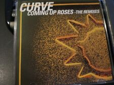 Coming Up Roses-The Remixes-by Curve-1998 Promo Only,Alternative Maxi CD Single