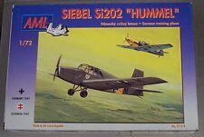 AML 1/72 Siebel Si202 Hummel Aircraft 72014