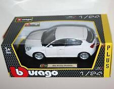 Burago - Alfa Romeo Giulietta White Diecast Model Scale 1:24