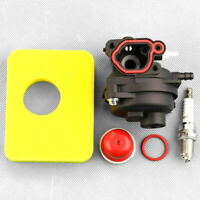 140cc engine Carburetor Motor For Briggs & Stratton Air filter Primer bulb