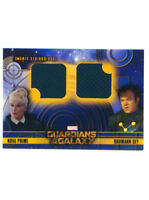 2014 Upper Deck Guardians Of The Galaxy Costume Card Relic Nova Dey Dual CSD-6