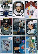 HUGE Lot Of 2015-16 Autos - Game Used - Rookies - Parallels - Inserts - Base