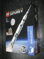 LEGO Ideas NASA Apollo Saturn V 21309 NEW