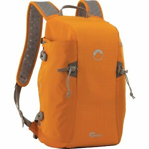 Lowepro Flipside Sport 15L AW Backpack for Camera, BLUE and ORANGE colors, New