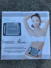 Slim Freeze Fat Reduction Freezer System with Glycerine Sheets Brand New in Box
