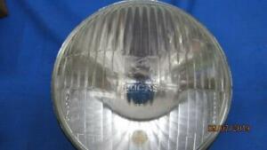 NOS Lucas Headlight Lens # 54525272 Triumph Norton BSA 5 3/4 Inches     LU372