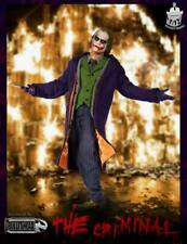 Bullet Head BH001 1/12th Joker The Criminal Action Figure Collectible In Stock