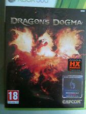 DRAGON'S DOGMA DRAGONS DOGMA EDIZIONE  ITALIANA XBOX 360  SIGILLATO