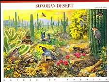 Nature In America USPS Stamps Sheet MNH Scott 3293 Sonoran Desert 10x33