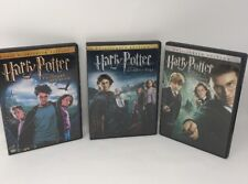 Harry Potter 3 DVD Set Widescreen and Full Screen Edition