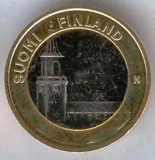 5 Euros Finlandia 2013 Ermita @@ NOVEDAD @@ Bimetalica @@