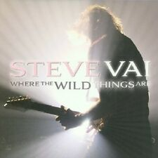 Steve Vai-Where the Wild Things Are 2 VINYL LP NEUF