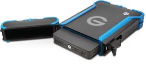 G-Technology G-DRIVE ev ATC with Thunderbolt 1TB external drive - BRAND NEW -