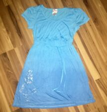 NWT DISNEY ALICE IN WONDERLAND DRESS COVER UP ADULT SIZE MED  *SUPER CUTE* L@@K