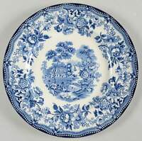 Royal Staffordshire TONQUIN BLUE Dinner Plate 628013