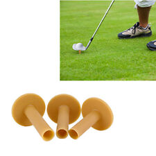 3pcs Rubber Driving Range Golf Tees Holder Tee Training Practice Mat 60/70/80mm