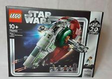 LEGO 75243  Star Wars Slave 1 - 20th Anniversary Edition  NEU  OVP