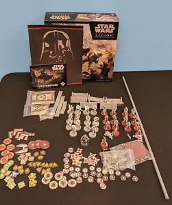 Star Wars Legion Miniatures Game Starter Box LOT - L21