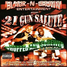FREE US SHIP. on ANY 2 CDs! NEW CD Various Artists: 21 Gun Salute Explicit Lyric
