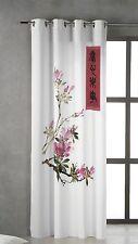 TSUKI JINSEI Cortina japonesa con ojales metálicos 150x260 / Japan Curtains