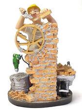 Profisti-Bricklayer Maurer Builder scultura personaggio 20613c