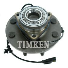 Wheel Bearing and Hub Assembly Front TIMKEN SP550104 fits 06-08 Dodge Ram 1500