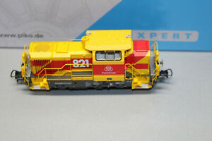 PIKO 52664 Diesel Locomotive G6 Thyssen Krupp EP VI Gauge H0 Boxed