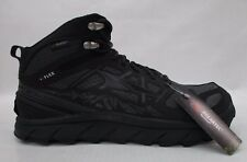 Altra Mens Lone Peak Mid Neoshell 3.0 Hiking Shoes A1653MID-5 Black Size 10