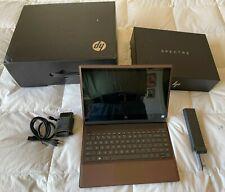 HP 13-ak0013dx Spectre Folio Intel Core i7-8500Y 256GB SSD 13.3in. FHD Laptop -