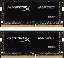 Kingston HyperX Impact SO-DIMM Kit 32 GB, DDR4-2400, CL14 DDR4 RAM Speicher