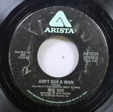 Rock Nm! 45 Mr. Big - Ain'T Bin A Man / Romeo On Arista