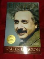 Einstein: Walter Isaacson-2008 1st Pb Ed Legendary Physicist Biography