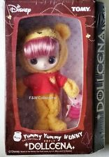 TOMY DISNEY DOLLCENA YUMMY YUMMY HUNNY POOH BEAR FIGURE NEW