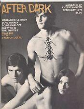 AFTER DARK entertainment magazine/FASHION DETAIL ISSUE 2-71