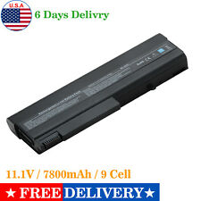 7800mAh Battery For HP EliteBook 8440P 6930P 8440W ProBook 6550B Compaq 6530B