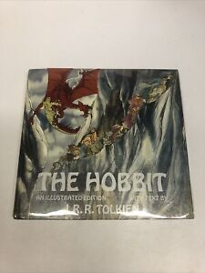 J.R.R Tolkien Vintage 1977 The HOBBIT An ILLUSTRATED Edition See Condition
