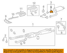 Toyota 17573-20030 Exhaust Pipe Support Bracket