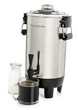 Cu30ss Quick Brewing 1000 Watt Automatic Coffee Urn 30 Cup Stainless Steel