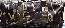 "30 Inch (30"") Multipurpose Duffel Bag Woodland Camo Airsoft Gear Accessory Bag"