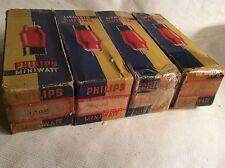 2 Tube PHILIPS 4688 METAL BASE EL5 Close Akin Of EL35 EL39 EL50 EL5/375 4654K